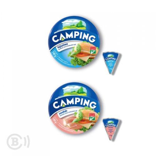 Camping sajt