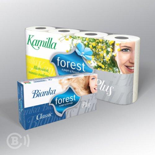 Forest papír