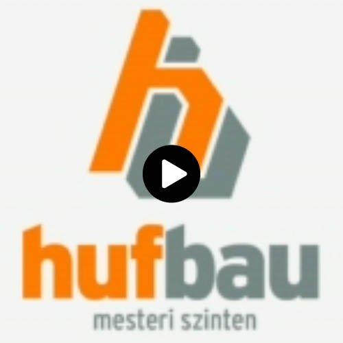 Hufbau logóanimáció