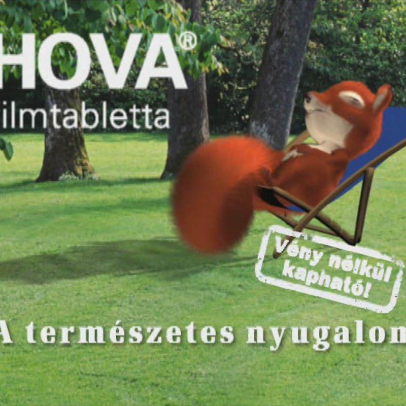 HOVA reklám