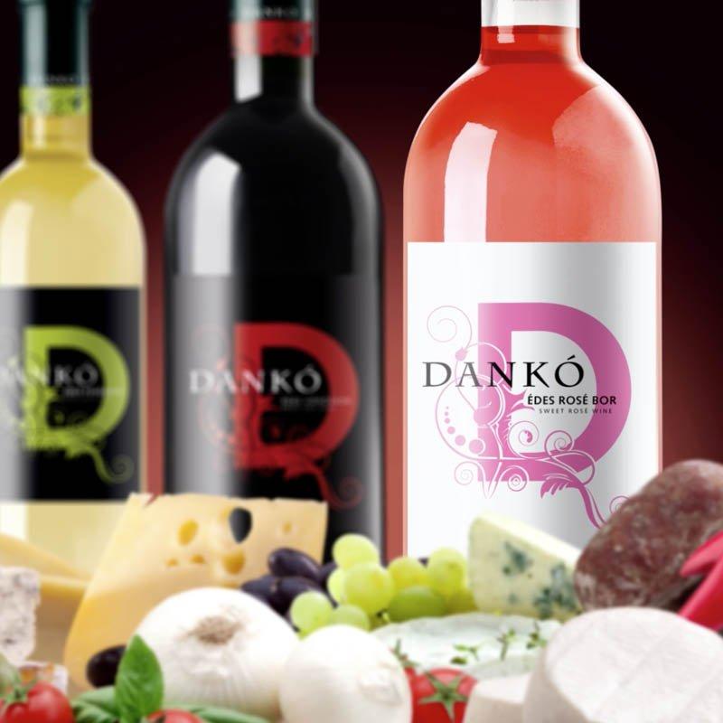 Dankó Rosé spot