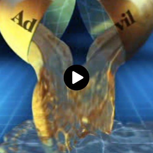 Advil Ultra reklám