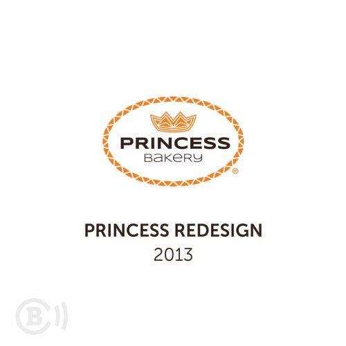 Princess redesign