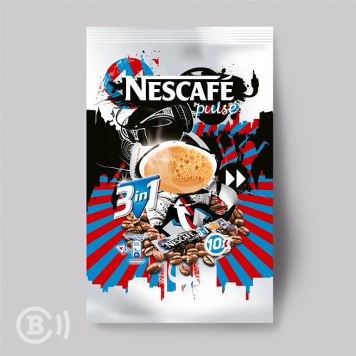 Nescafé csomagolásfejlesztés